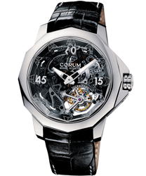 Corum Admirals Cup Tourbillon Men's Watch Model 010.102.04-0001 AO15